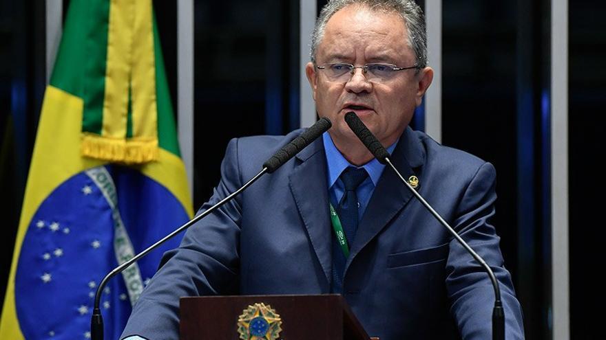 Senador Zequinha Marinho.