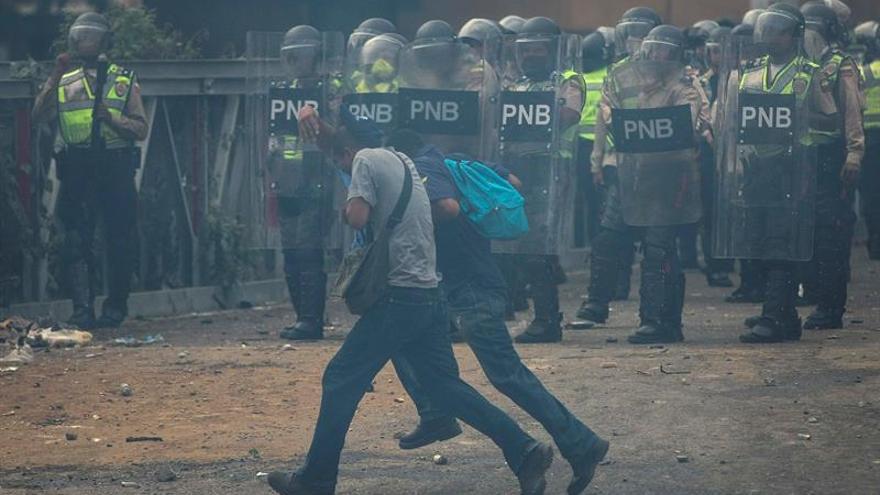 """Marruecos condena """"la violación de los derechos"""" de la población en Venezuela"""