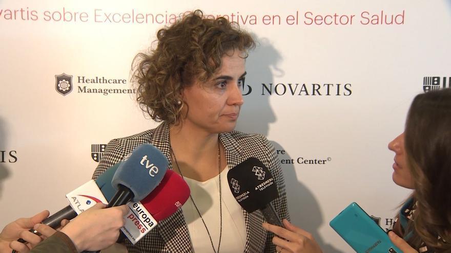 Dolors Montserrat expondrá la situación de Cataluña ante enviados de 35 países en la Convención del PP