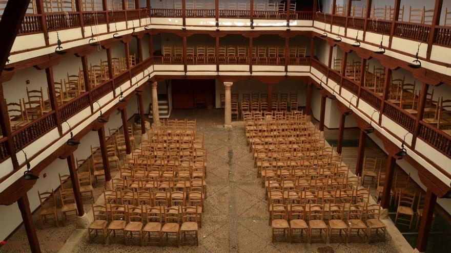 Corral de Comedias FOTO: Ayuntamiento de Almagro