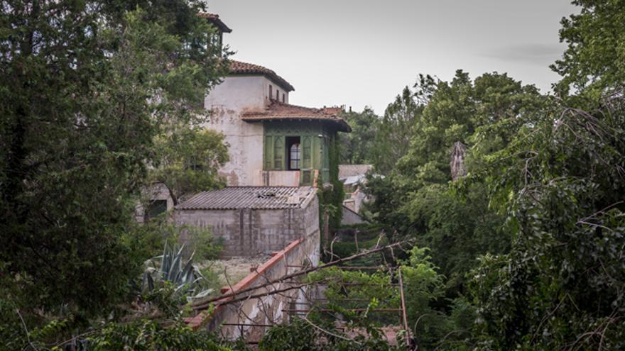 """Desde el Gobierno de Aragón apuntan que el edificio está en un """"estado ruinoso"""""""