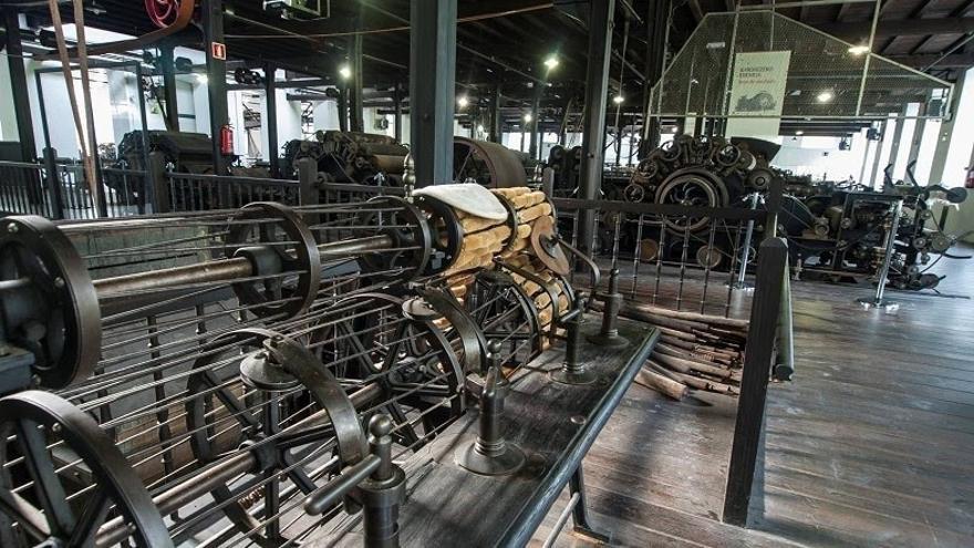 Ministerio de Cultura elige el Museo La Encartada para celebrar el ciclo sobre Buenas Prácticas en Patrimonio Industrial