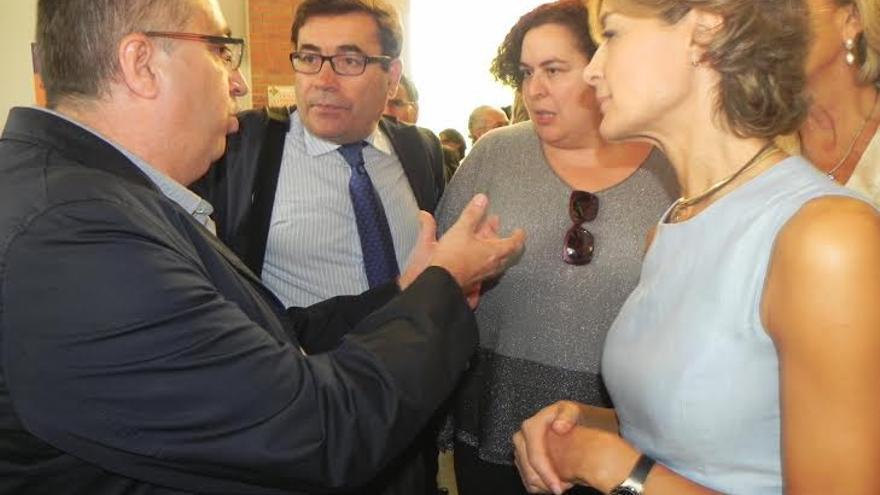 gnacio Huertas traslada a la Ministra la reivindicación de que se publique la lista completa de los derechos provisionales de la PAC.