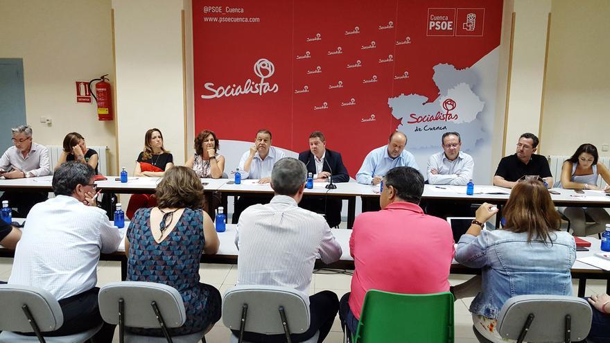La Ejecutiva Regional del PSOE se celebró este lunes en Cuenca