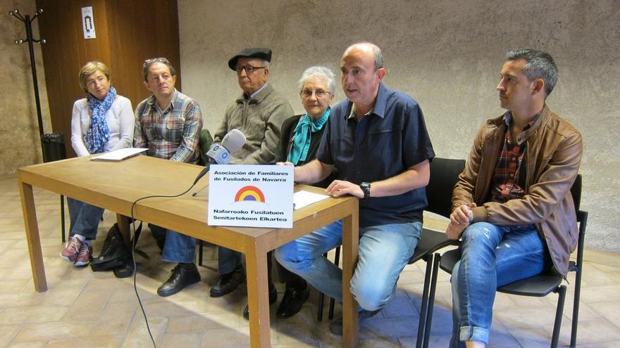 La Vuelta del Castillo acogerá el viernes el tradicional homenaje a los fusilados en la Guerra Civil