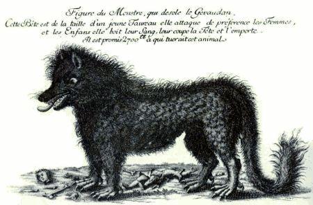 ¿Qué truculenta leyenda de un perro está relacionada con la Calle Escorial?