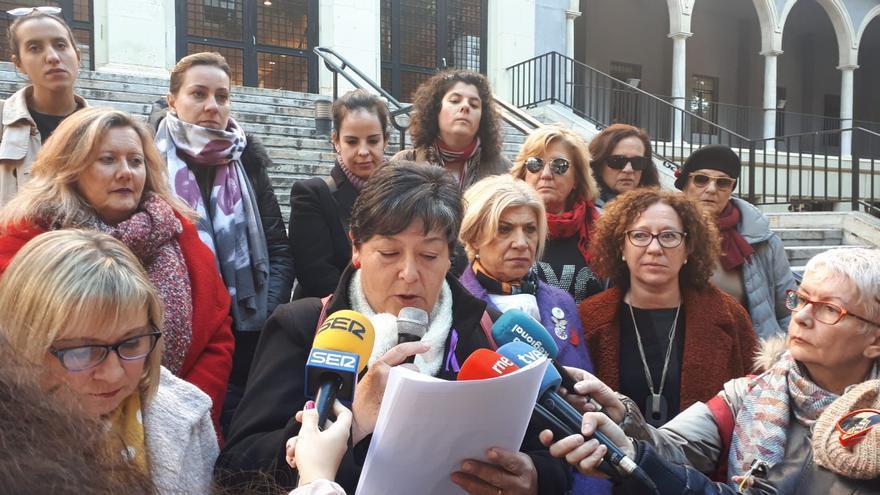 La Asamblea Feminista de la Región de Murcia