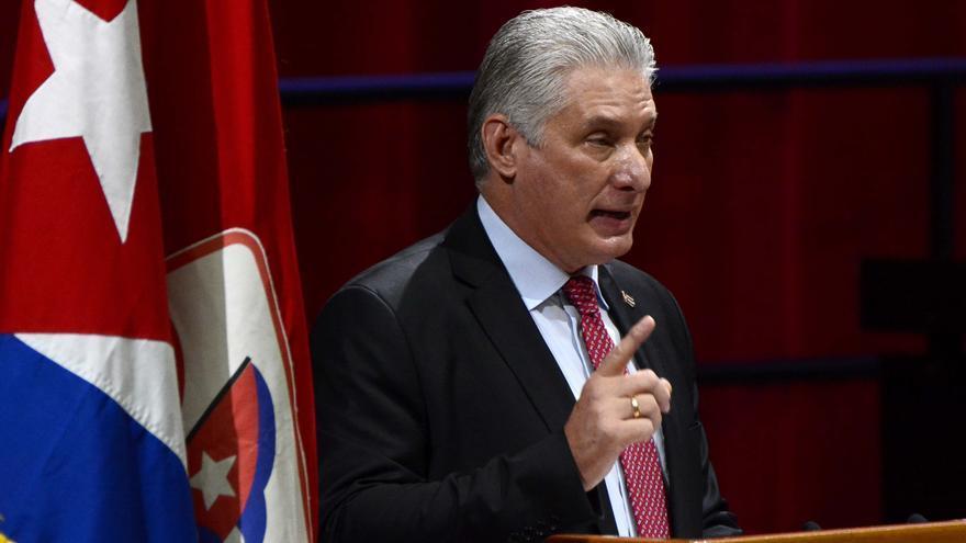 El presidente de Cuba recibe a la ministra de Salud de Argentina por vacunas