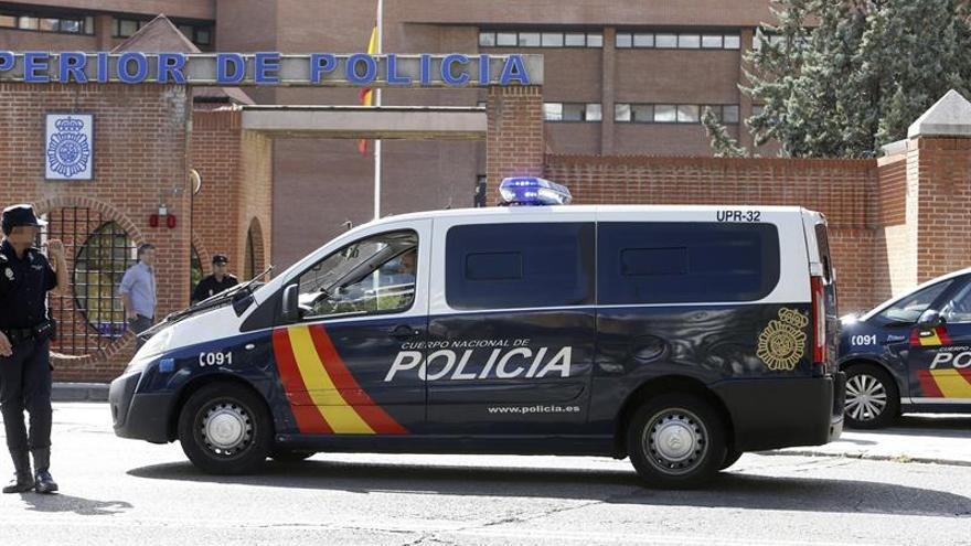 Cae una banda que robaba coches para asaltar restaurantes en Madrid