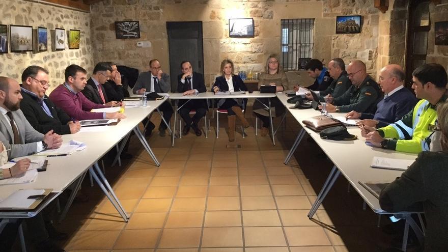 El Plan Invernal pretende menos embolsamientos de camiones en Aguilar y aprovechar otros espacios como Osorno