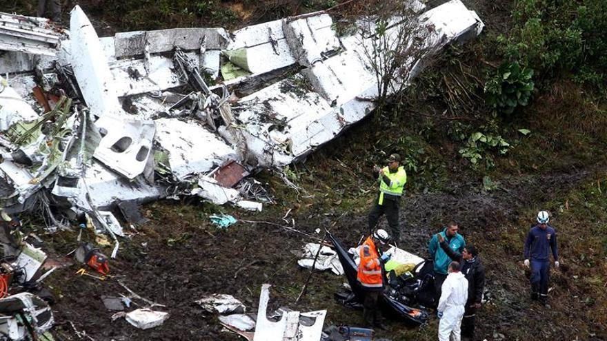 Sobreviviente del avión de Lamia dice que nunca supieron que estaban en emergencia
