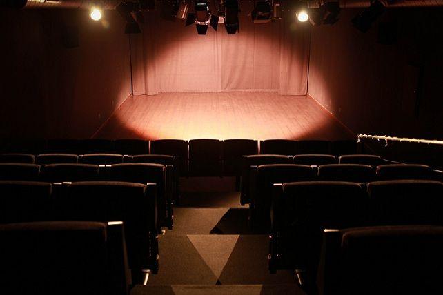 Escenario de Nueve Norte Teatro, en calle Norte