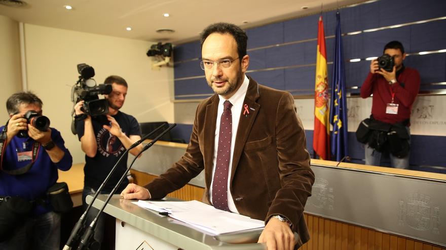 """El PSOE presenta en el Congreso su propia ley de Seguridad Ciudadana para acelerar la derogación de la 'Ley Mordaza"""""""