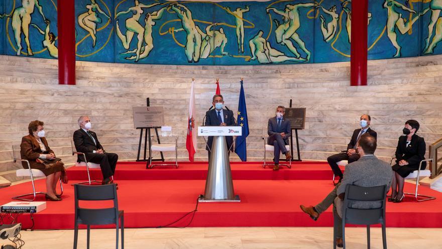 """Cantabria celebra los 30 años de su """"antes y después"""" cultural"""