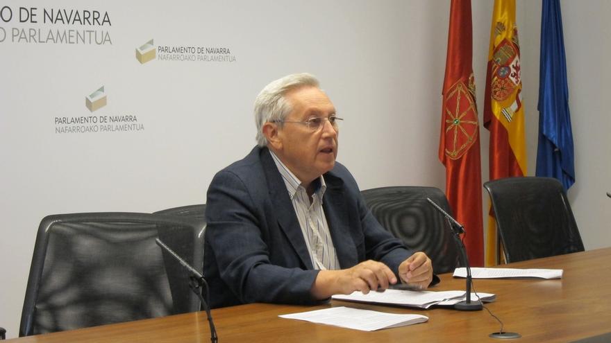 """Aralar-NaBai dice que """"no hay que pensar que con la decisión de Barcina se acaba el régimen UPN-PSN"""""""