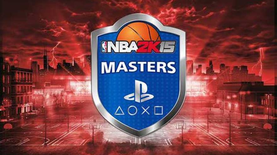 NBA 2K15 Masters