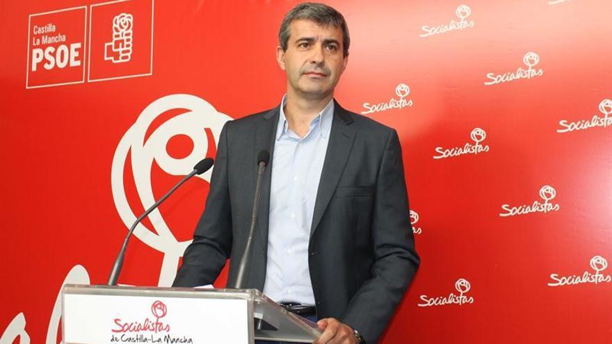 El alcalde de Escalona, Álvaro Gutiérrez / Foto: PSOE
