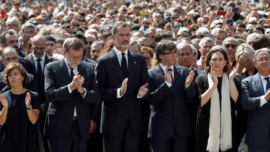 La masacre que unió a los políticos unos días y llevó al Rey a manifestarse