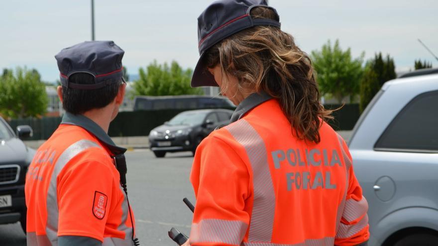Un total de 20 policías forales y 15 bomberos tienen coronavirus o están en aislamiento