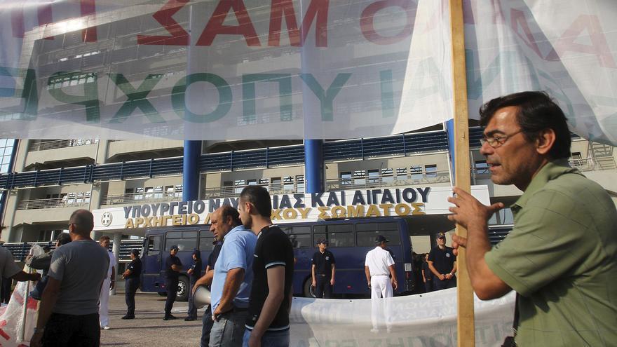 Grecia en tensión ante la necesidad de cerrar un acuerdo para el nuevo recorte