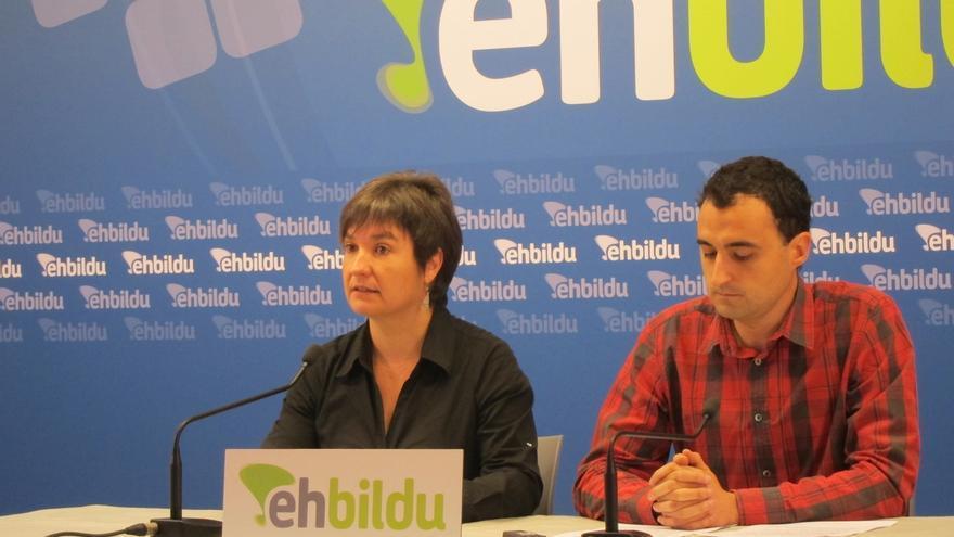"""EH Bildu Bizkaia anima a crear """"un frente amplio"""" para impulsar """"el cambio"""" con fuerzas partidarias de derecho a decidir"""