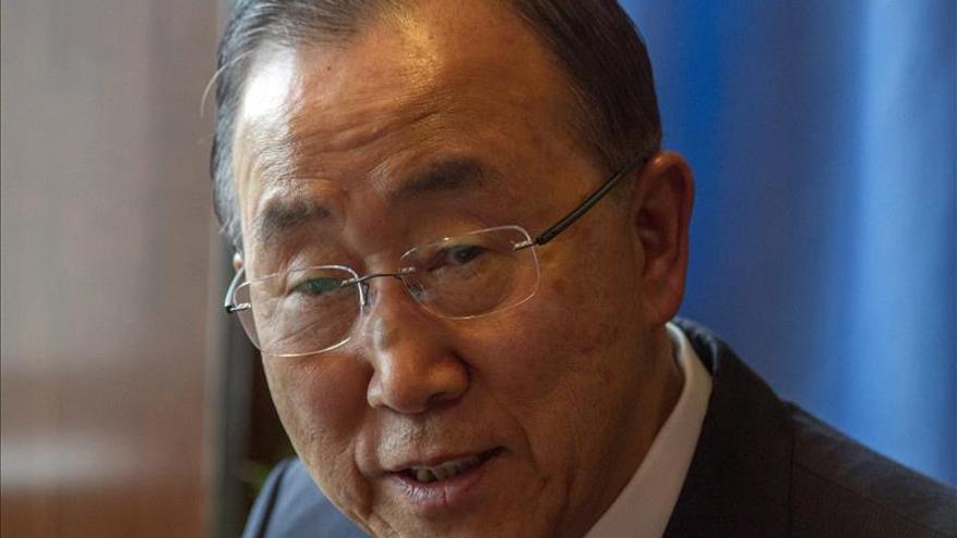 Ban lamenta la falta de acuerdo en la conferencia del TNP