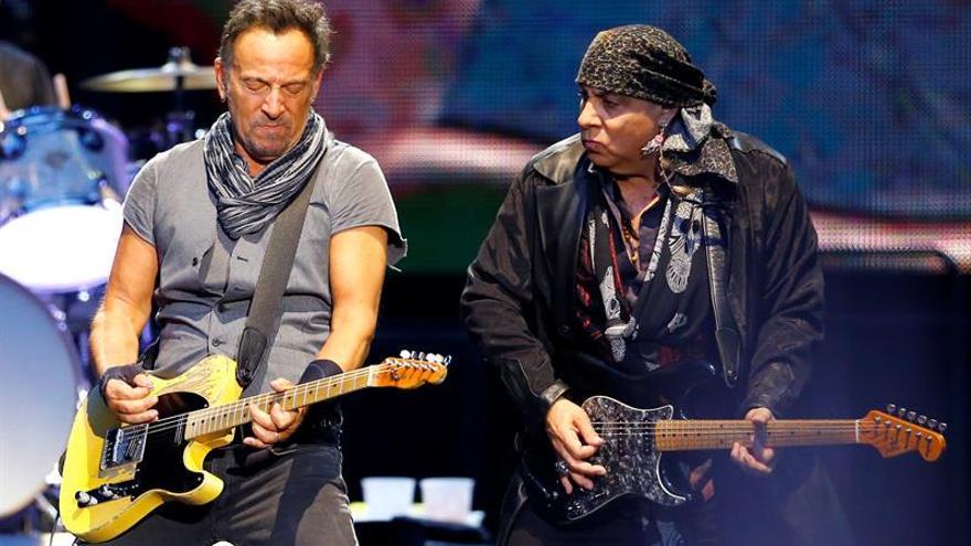 La fuerza del mito desborda el río Springsteen a su paso por Madrid