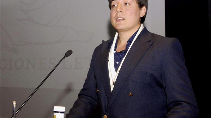"""Ignacio Latorre recibe el premio MonteLeón por la """"demolición de los clasicismos"""""""