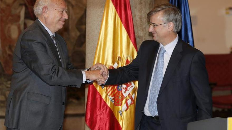 Ignacio Ybáñez toma posesión como nuevo secretario de Estado de Exteriores