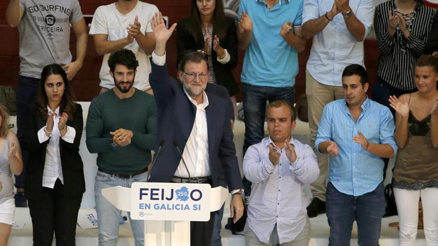 """Rajoy: """"Por una Diada de 'seny', libertad y respeto"""""""