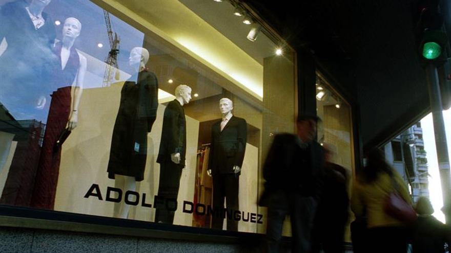 Adolfo Domínguez reduce pérdidas un 27,2 por ciento en sus primeros 9 meses fiscales