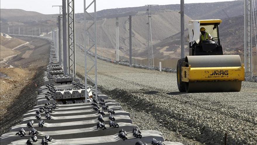 ACS, Comsa y Tecsa se adjudican contratos de AVE por 30 millones
