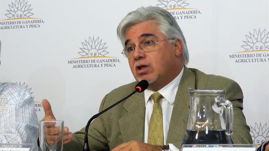 El ministro de Ganadería de Uruguay viaja a China a participar en una cumbre mundial