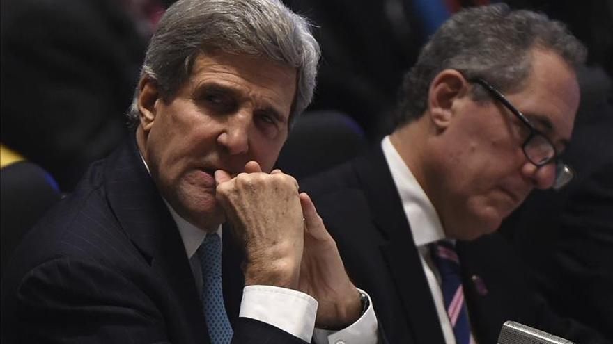 Lavrov y Kerry se reunirán mañana en Pekín