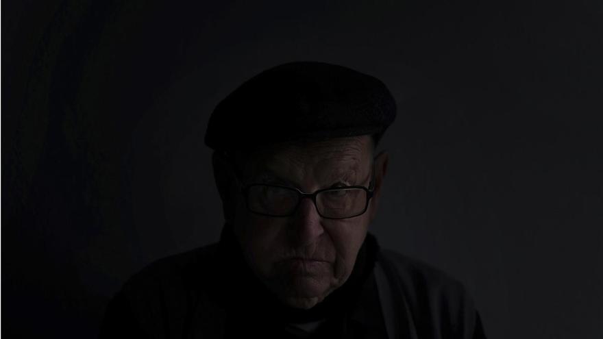 Foto galardonada con el tercer premio en la categoría de retratos individual de 'POY Latam'. Autor: Daniel Roca.