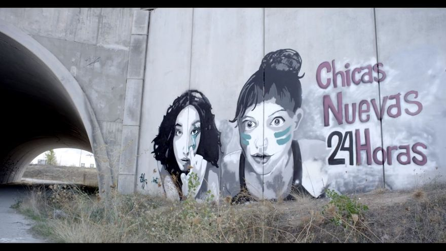 Documental Chicas Nuevas 24 Horas