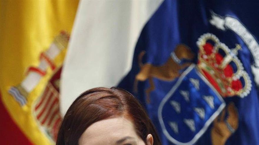 María Lorenzo, miembro del Consejo Rector de RTVC. EFE/Cristóbal García