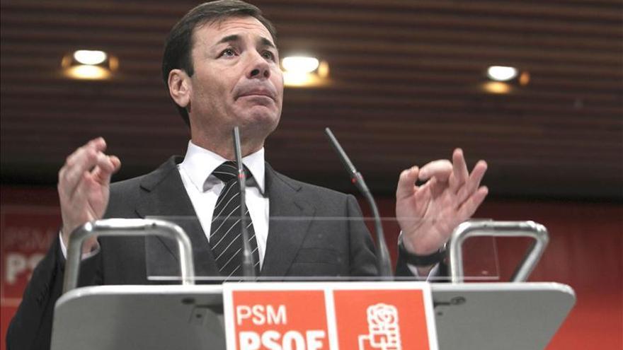 Tomás Gómez dice que no se acaba con la corrupción pactando con los corruptos
