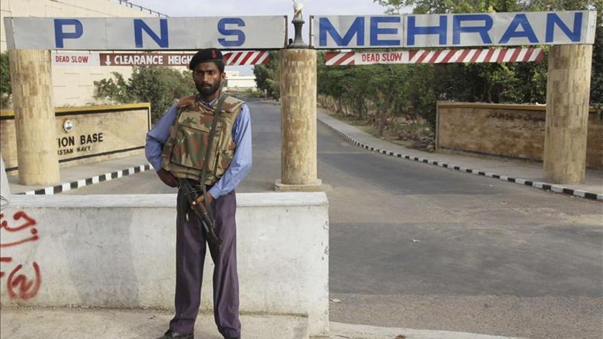 Mueren ocho insurgentes en combate con las fuerzas de seguridad paquistaníes