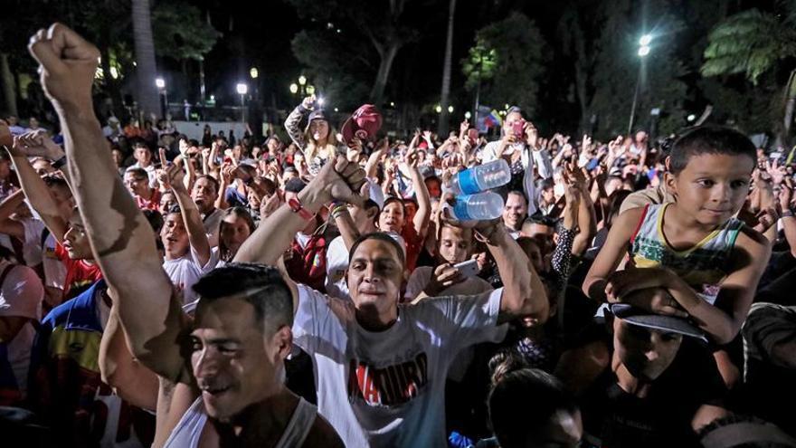 Más de ocho millones de venezolanos participaron en las elecciones de la Asamblea Constituyente, según el CNE