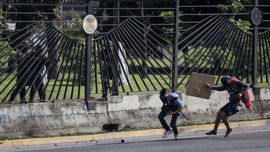 Detienen a un militar venezolano por el asesinato de un manifestante