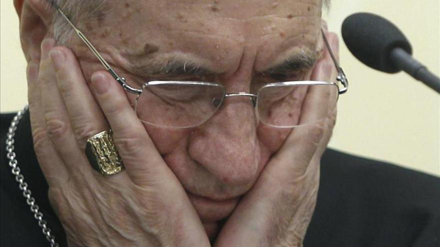 """Rouco cree que crisis se debe al """"descuido"""" moral y social hacia la familia"""