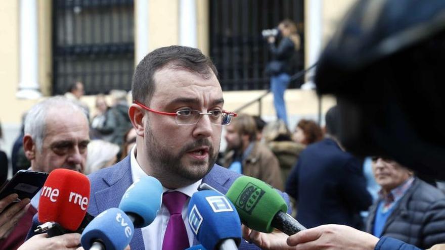 La gestora de Cs impone cambiar el voto en los presupuestos de Asturias