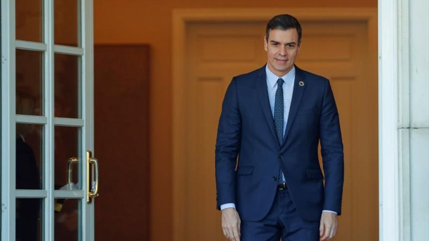 Sánchez preside la Comisión Interministerial de Agricultura