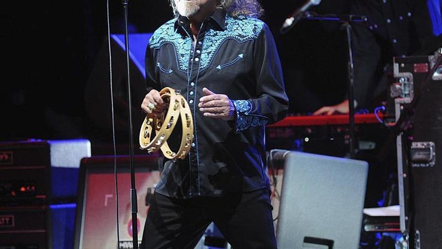 La voz de Led Zeppelin ruge en la cantera de Marbella