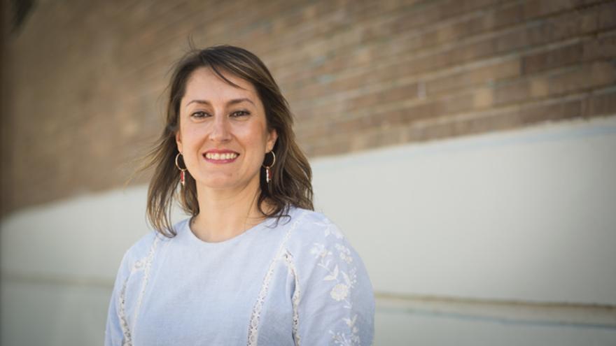Laura Baquedano, ginecóloga.