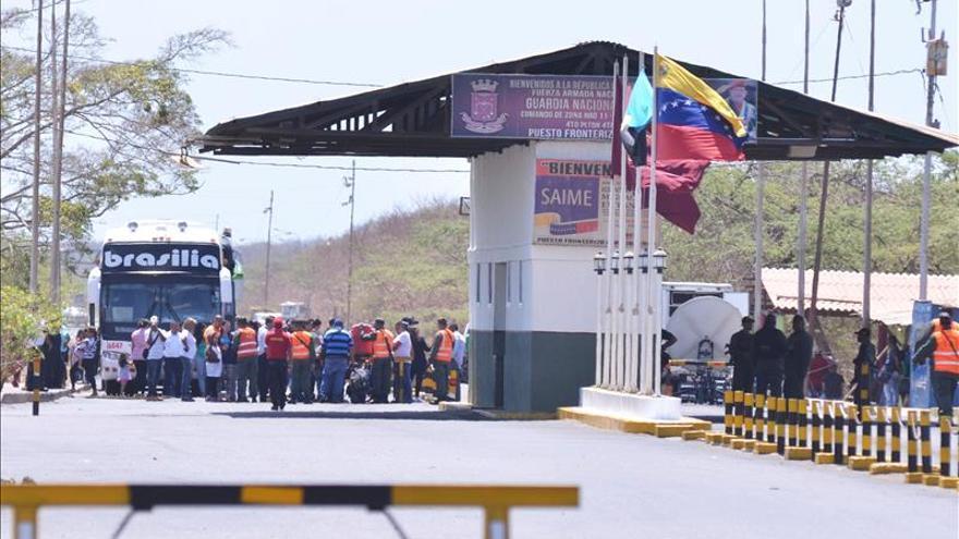 Supremo de Venezuela ratifica el estado de excepción en la frontera con Colombia