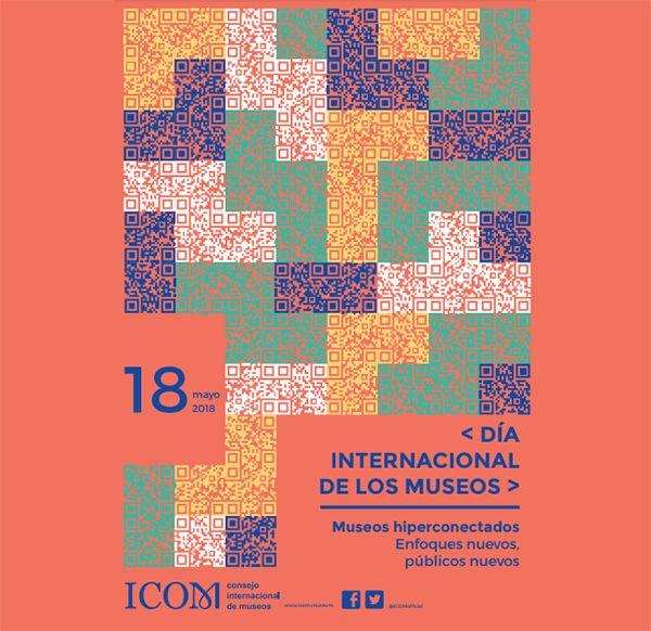 Cartel Día Internacional de los Museos 2018