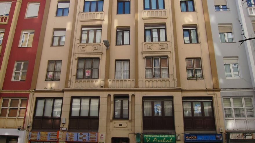 La vivienda en Santander ha bajado un 39% desde el estallido de la burbuja inmobiliaria hace una década