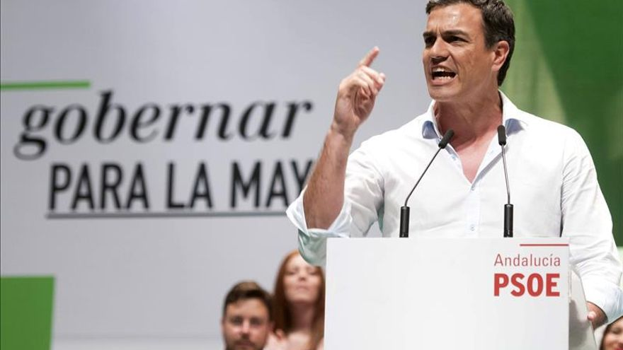 """El PSOE anima en un vídeo """"hacerse fuerte"""" para derrotar al PP"""